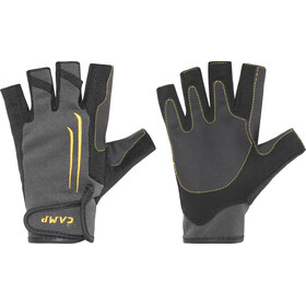 Camp Start Fingerless XL black7yellow
